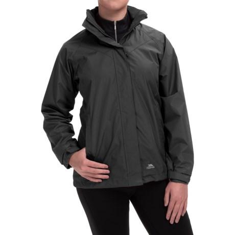 Trespass Charge Rain Jacket (For Women)