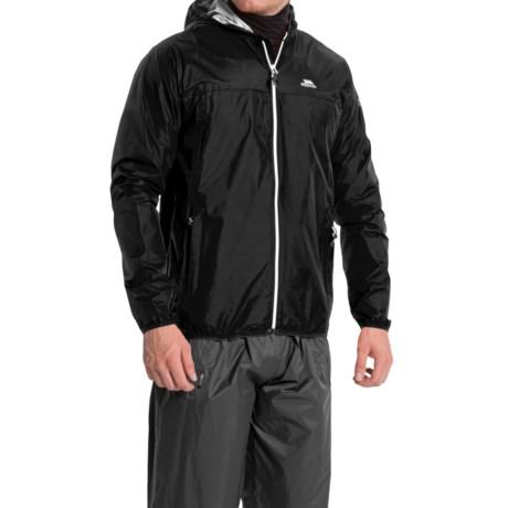 Trespass Fastrack Rain Jacket - Waterproof (For Men and Women)