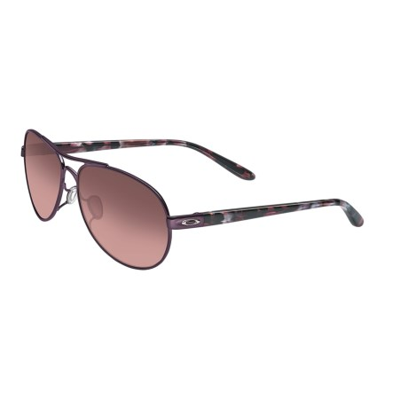 Oakley Tie Breaker Sunglasses - Gradient Lenses (For Women)