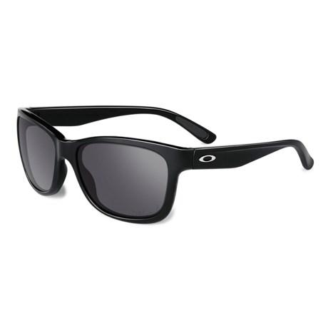 Oakley Forehand Sunglasses - Polarized Iridium® Lenses (For Women)