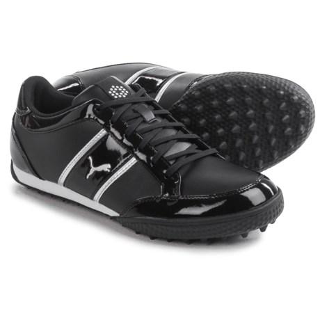 Puma Monolite Cat Golf Shoes -Vegan Leather (For Women)