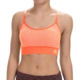 RBX Linea Seamless Sports Bra - Medium Impact (For Women)