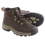 Timberland White Ledge Hiking Boots - Waterproof, Leather (For Little Kids)