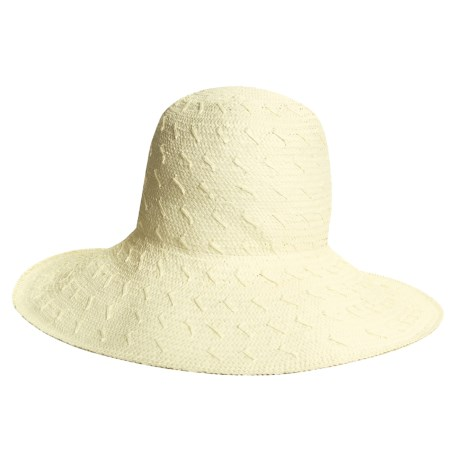 Pantropic Toyo Straw Body Hat (For Women)