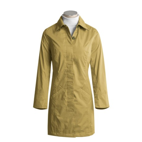 Barbour Belleville Flyweight Coat - Waterproof (For Women)