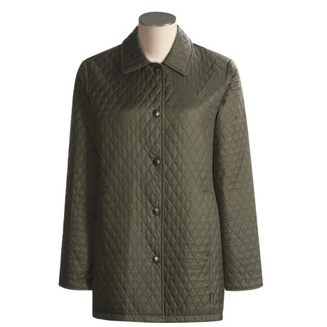 Barbour Flyweight Quilted Jacket (For Women)