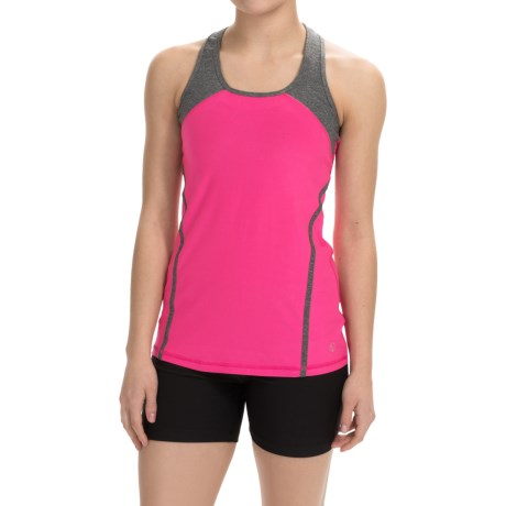 Vogo Racerback Tank Top (For Women)