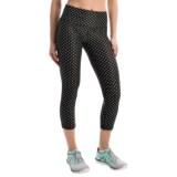 Vogo Polka-Dot Capris (For Women)