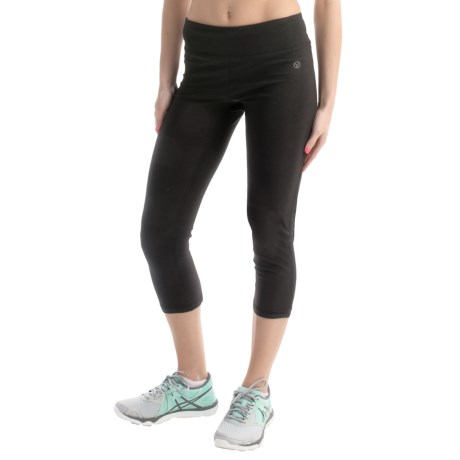 Vogo Power Binding Capris (For Women)
