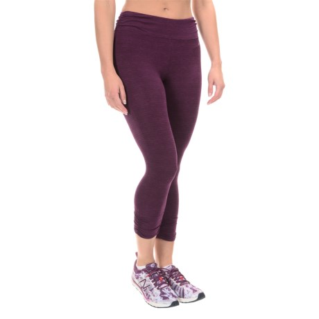 Spalding Crosshatch Capris (For Women)