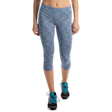 Spalding Space-Dye Capris (For Women)