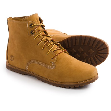 Very cute but NARROW - Review of Timberland Joslin Chukka Boots ...