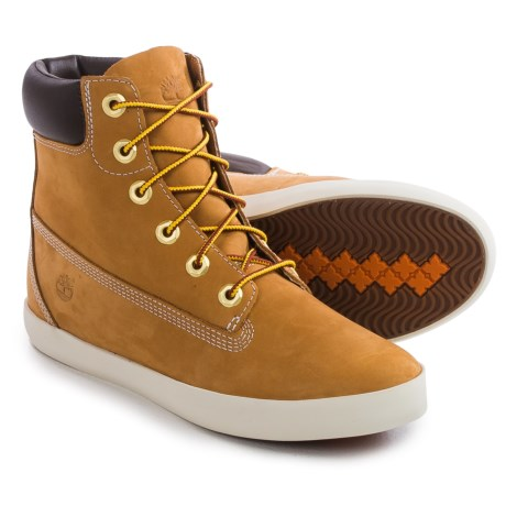 "Timberland Glastenbury Boots - Nubuck, 6"" (For Women)"