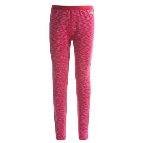 Terramar ClimaSense® 3.0 Fleece Base Layer Pants - UPF 50+ (For Little and Big Kids)