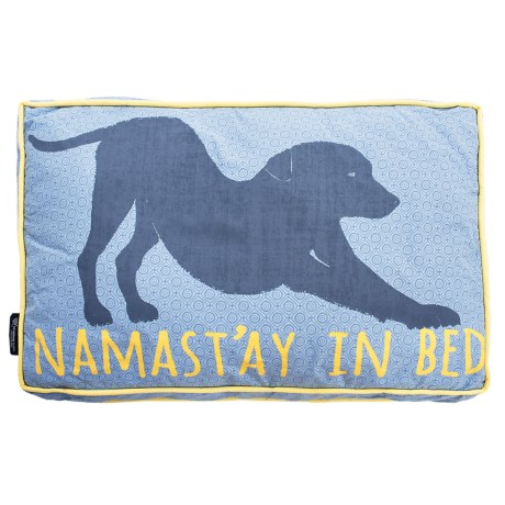 "Humane Society Namast'ay Dog Bed - Medium, 28x19"""
