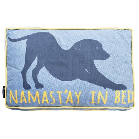 """Humane Society Namast'ay Dog Bed - Large, 27x36"""""""