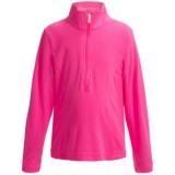 Spyder Chloe Fleece Jacket - Zip Neck (For Big Girls)