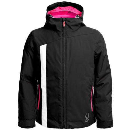 Spyder Sojourn Jacket - Waterproof, Breathable (For Big Girls)
