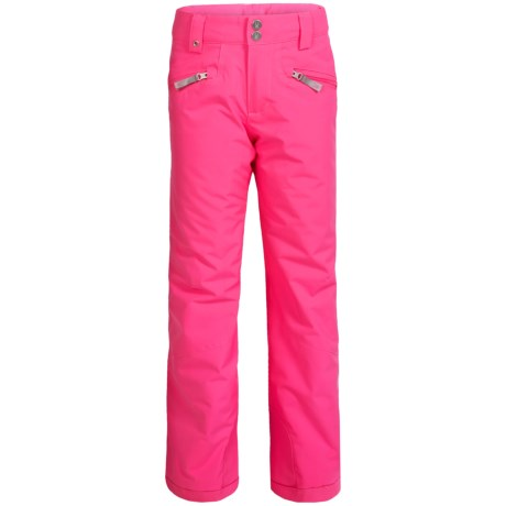 Spyder Vixen Tailored Ski Pants - Waterproof, Insulated (For Big Girls)