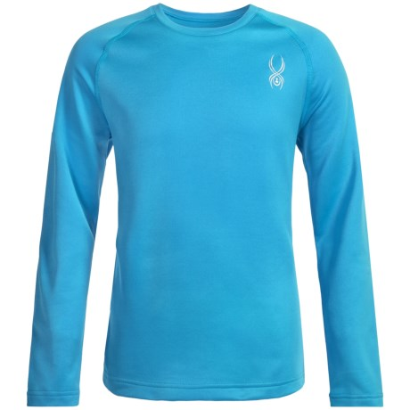 Spyder tHOT Base Layer Top - Long Sleeve (For Little and Big Girls)