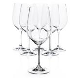 Riedel Vinum Riesling/Zinfandel Wine Glasses - Crystal, Set of 6