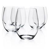 Riedel O Cabernet/Merlot Wine Tumblers - Set of 6