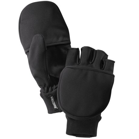 Hestra Windstopper® Mittens - Waterproof, Fleece Lined (For Men and Women)