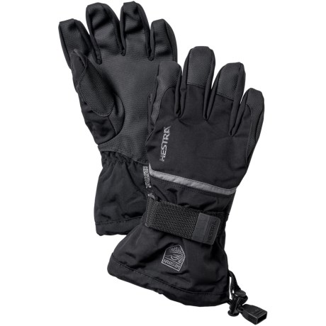 Hestra CZone Gauntlet Gloves - Waterproof, Insulated (For Little and Big Kids)