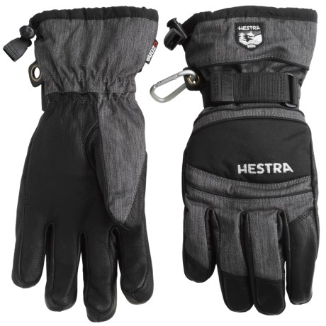 Hestra CZone Mountain Gloves - Waterproof, Insulated (For Men and Women)
