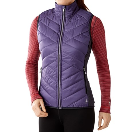 SmartWool Corbet 120 Vest - Merino Wool, Insulated (For Women)