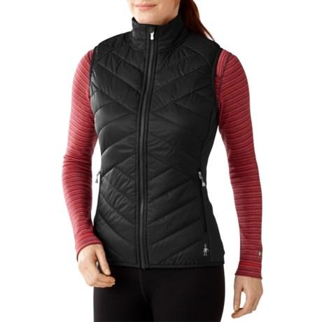 SmartWool Corbet 120 Vest - Merino Wool, Insulated (For Women)