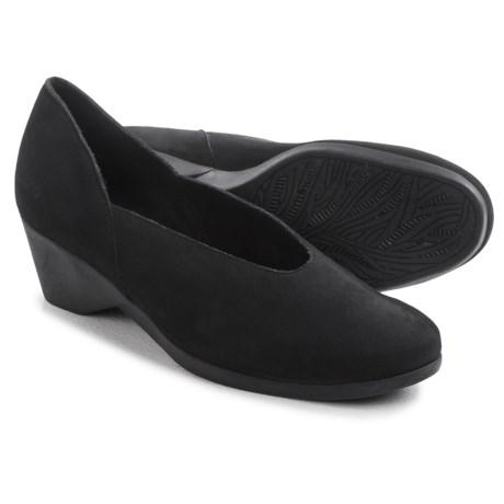 Arche Eona Wedge Shoes - Nubuck (For Women)