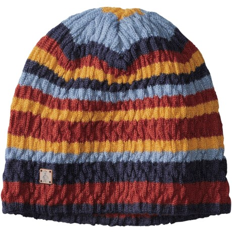SmartWool Striped Chevron Beanie - Merino Wool (For Women)