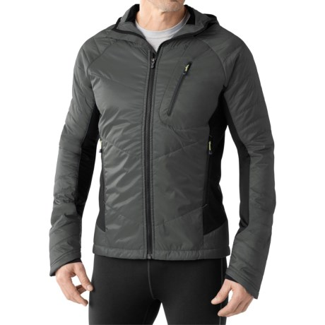 SmartWool PhD Propulsion 60 Hoodie - Merino Wool, Insulated (For Men)