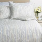 Barbara Barry Mirage Watermark Sateen Comforter Set - King