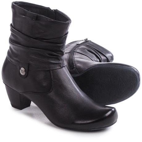 Gerry Weber Scarlett 03 Ankle Boots - Leather (For Women)