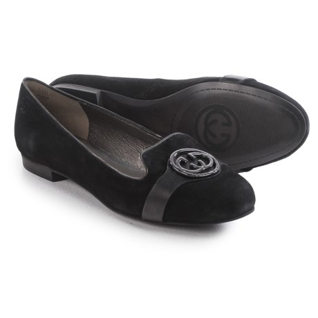 Gerry Weber Lisa 03 Shoes - Suede, Slip-Ons (For Women)
