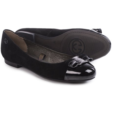 Gerry Weber Lisa 02 Shoes - Suede, Slip-Ons (For Women)