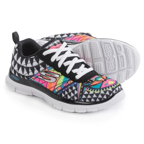 Skechers Skech Appeal Arrowhead Running Shoes (For Little and Big Girls)