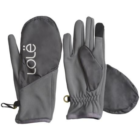 Lole Shanta Fleece Gloves - Touchscreen Compatible (For Women)