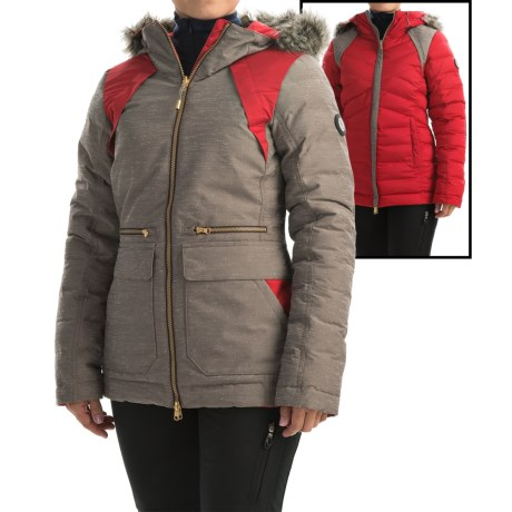 Lole Shine PrimaLoft® Down Blend Reversible Jacket - Waterproof, Insulated (For Women)