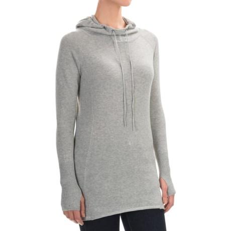 Cambridge Dry Goods Textured Hoodie (For Women)