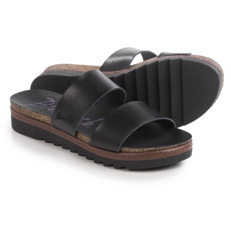 Blowfish Supa Sandals (For Women)