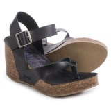 Blowfish Hiram Wedge Sandals (For Women)