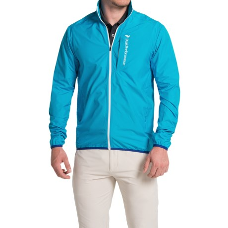 Peak Performance Templeton Golf Jacket (For Men)
