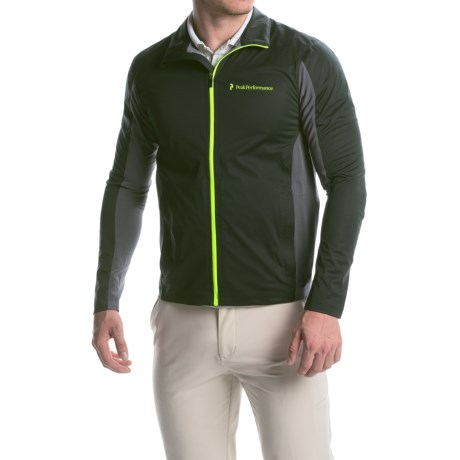 Peak Performance Golf Howick Soft Shell Jacket - Waterproof (For Men)