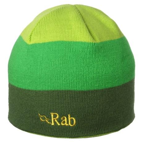 Rab Gradient Knit Beanie (For Men)