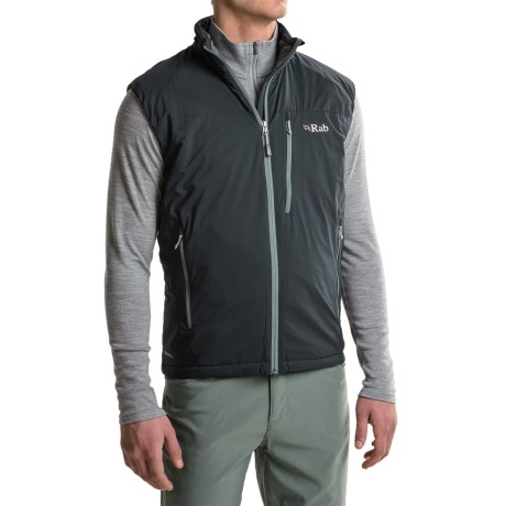 Rab Strata Polartec® Alpha® Vest - Insulated (For Men)