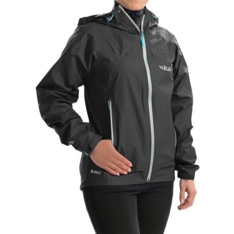 Rab Atmos Jacket - Waterproof (For Women)