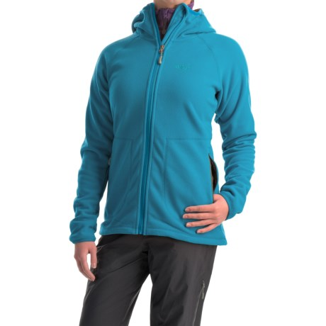 Rab Odyssey Fleece Jacket - Full Zip (For Women)